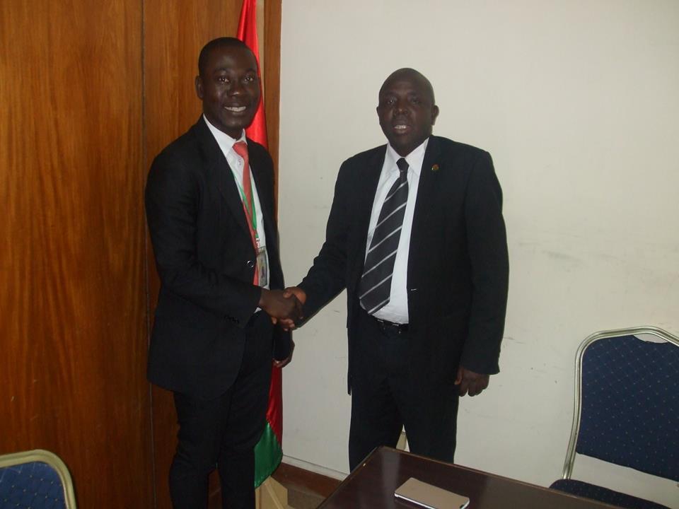 BURKINA FASO MARQUE SON APPUI À L'INITIATIVE DES JEUNES LEADERS AFRICAINS SUR LES ÉLECTIONS EN AFRIQUE