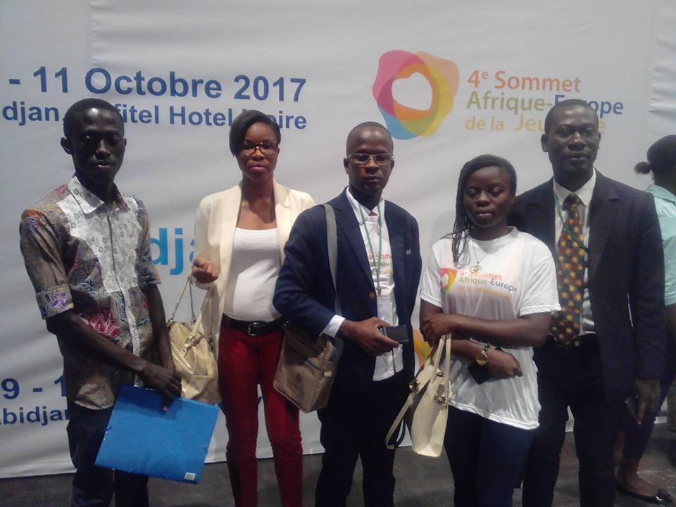 (Français) 4ème Forum  Afrique Europe de la Jeunesse