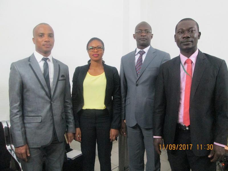 SOMMET DES JEUNES LEADERS AFRICAINS SUR LES ELECTIONS EN AFRIQUE.