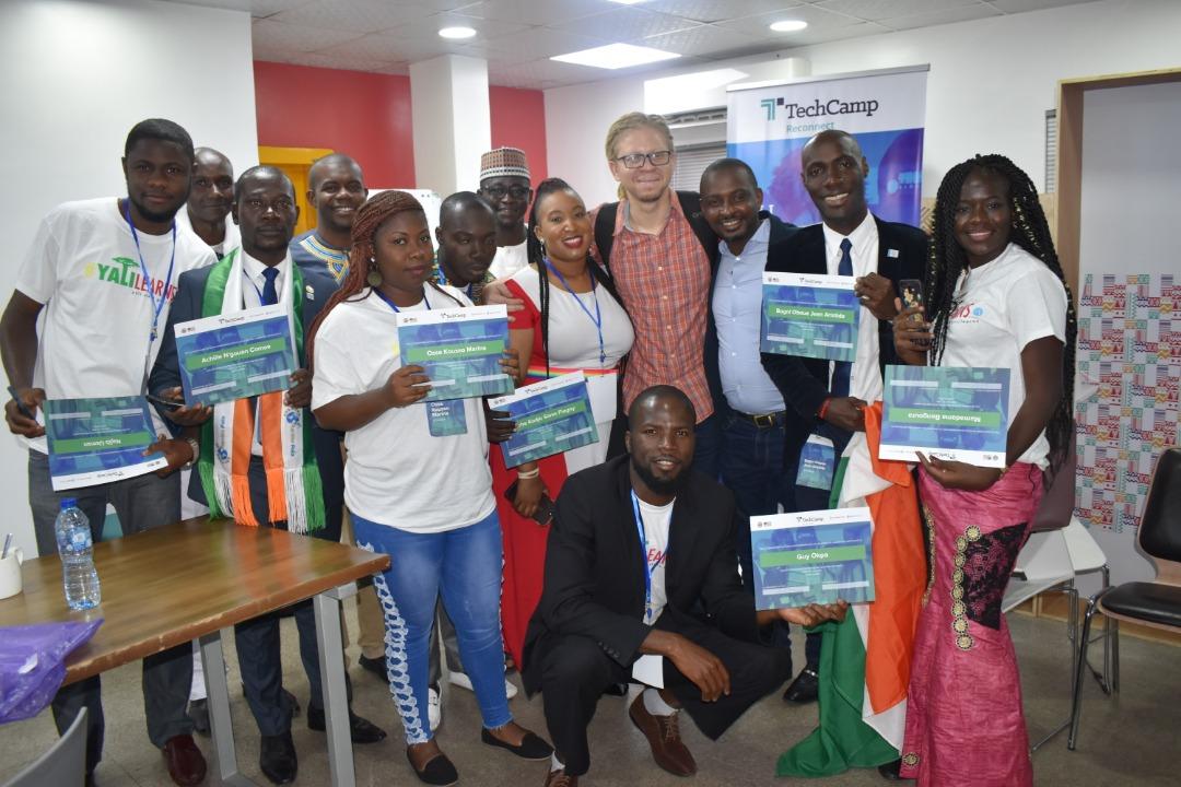 YALI TECHCAMP RECONNECT : LE CONSULAT AMÉRICAIN ENGAGE LES JEUNES AFRICAINS À TRAVERS LA TECHNOLOGIE