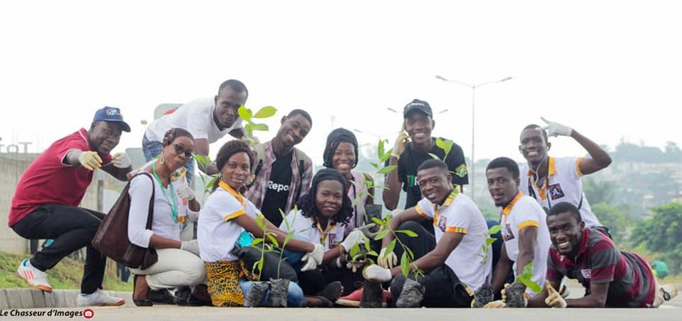 MANDELA WEEK: OPERATION DE PLANTING