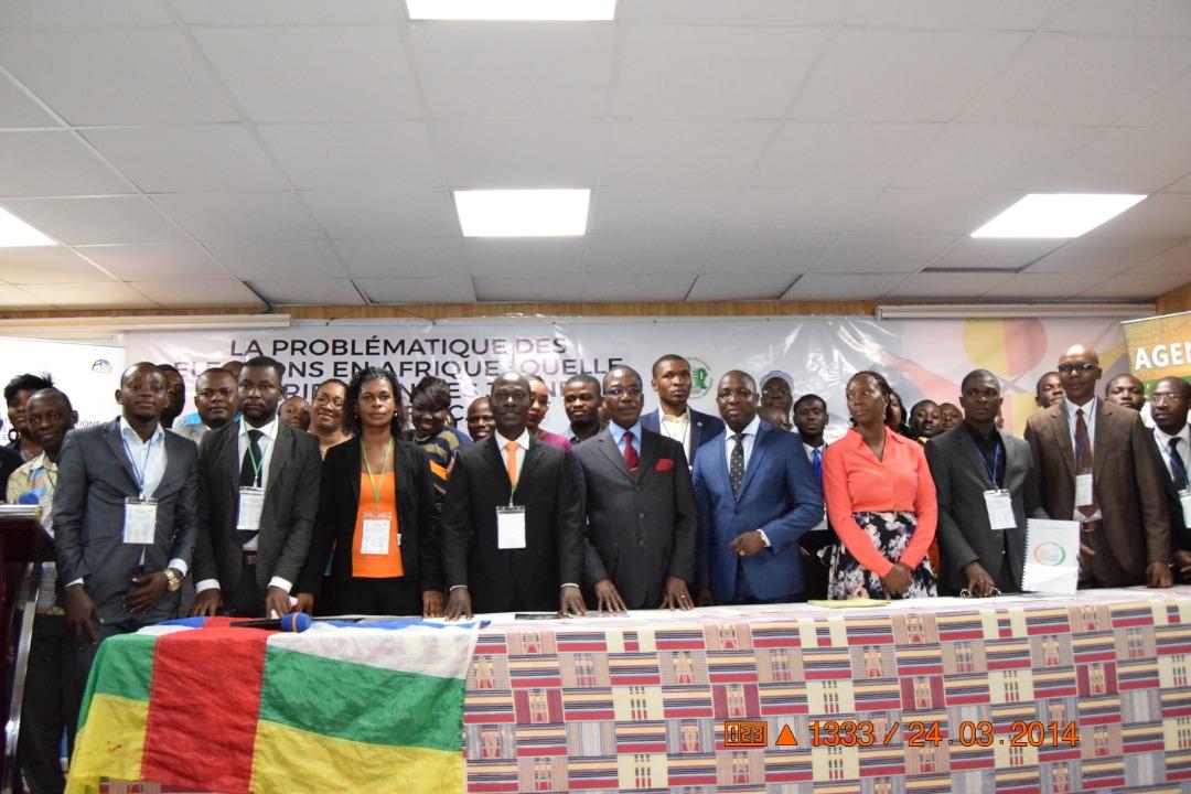 Paix et sécurité en Afrique : Un sommet des Jeunes Champions de La Paix se tient à Abomey-Calavi (Benin) du 14 au 16 novembre 2019 11 Oct 2019