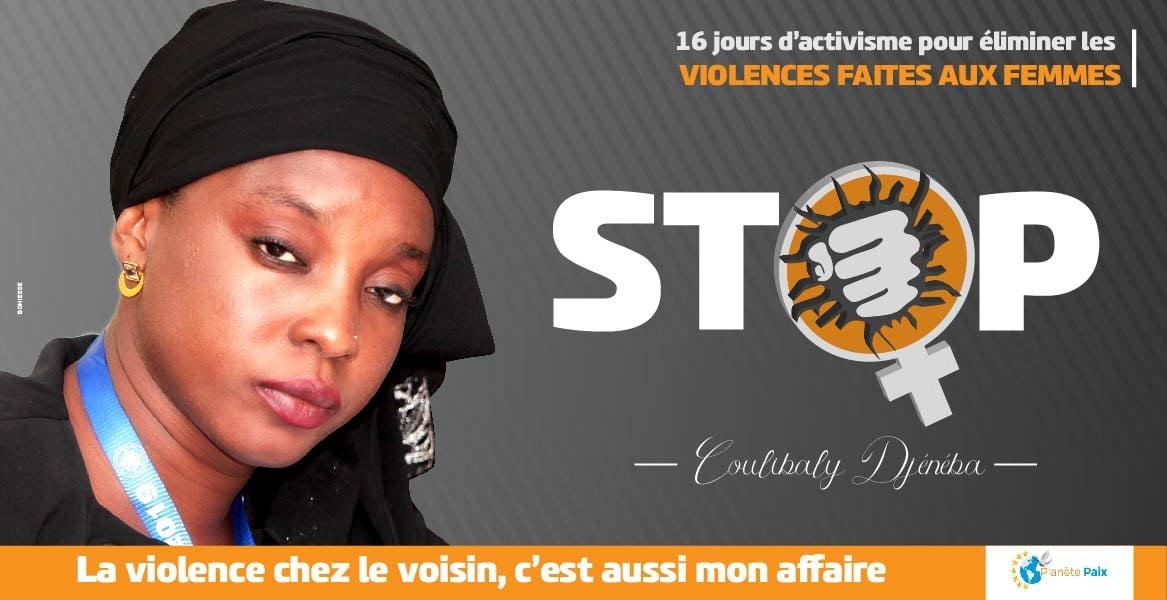 16 JOUR D'ACTIVISME POUR ÉLIMINER LES VIOLENCE FAITES AUX FEMMES